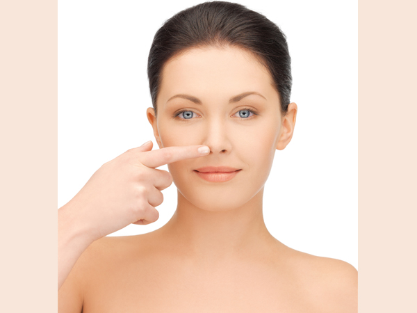 how to get rid of dry nose block