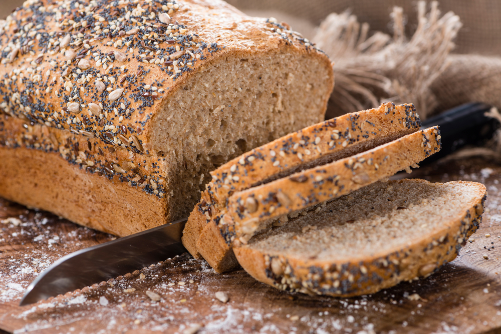 is bread bad for you when losing weight