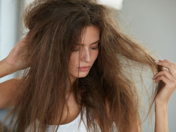 10 Ingredients To Get Rid Of Dry Hair