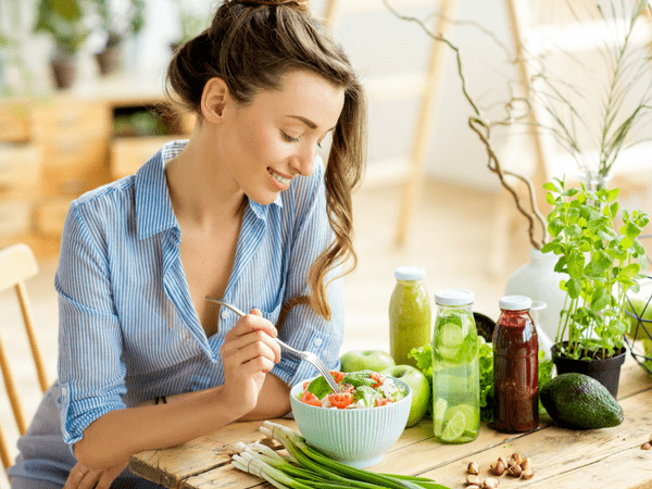 health benefits of eating plant based diet