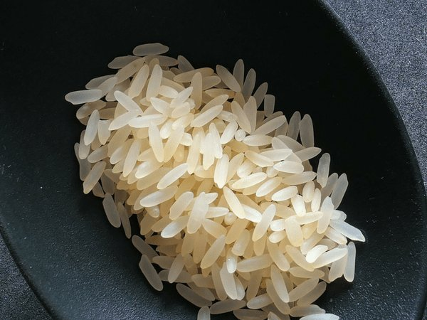 nutrition facts of rice