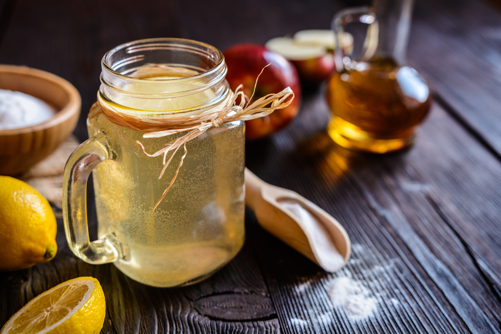 benefits of apple cider vinegar honey and turmeric