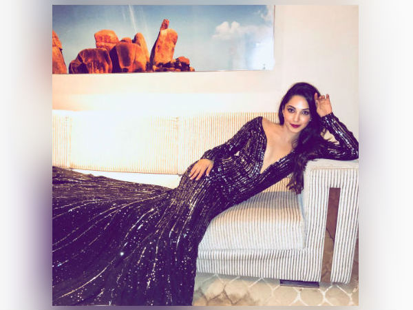 Kiara Advani fashion