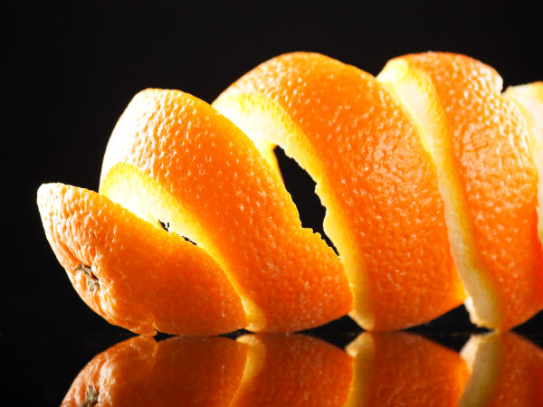 Benefits Of Orange Peel For Hair Care
