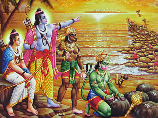 How Lord Ram Brought His Fathers Crown Back