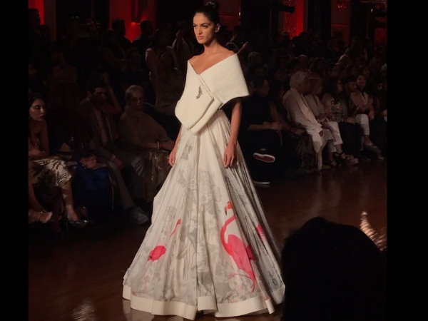 Rohit Bal Grand Finale