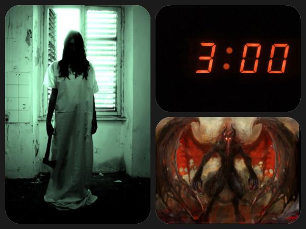 is 3 am dream the devil s hour boldsky com
