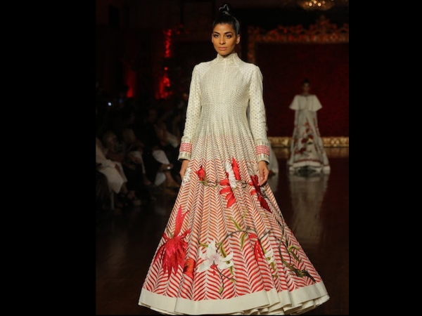 Rohit Bal India Couture Week 2018