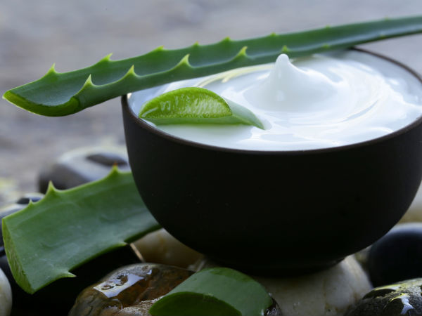 Homemade Aloe Vera Night Cream To Pamper Your Skin