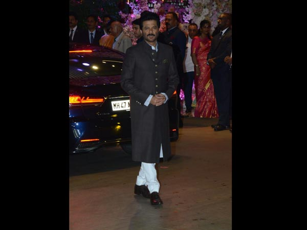 Anil Kapoor traditional wears