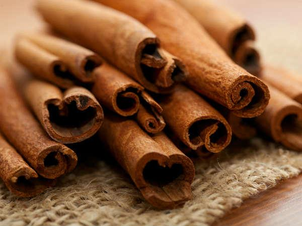 Cinnamon For Acne-Free Skin