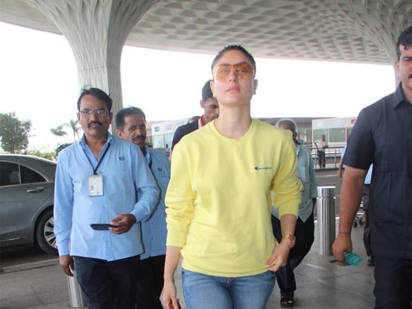 Kareena Kapoor Khan Won Us Over With Her Simple And Believable Airport Style