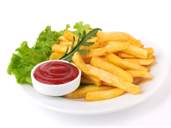 healthy french fries recipe