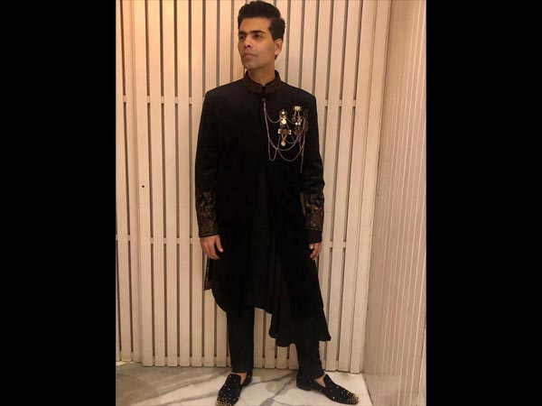 Karan Johar fashion