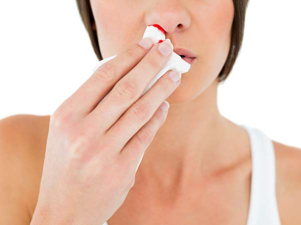 nose bleeding during pregnancy