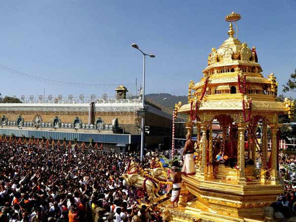 Tirupati Temple To Closed For 6 Days