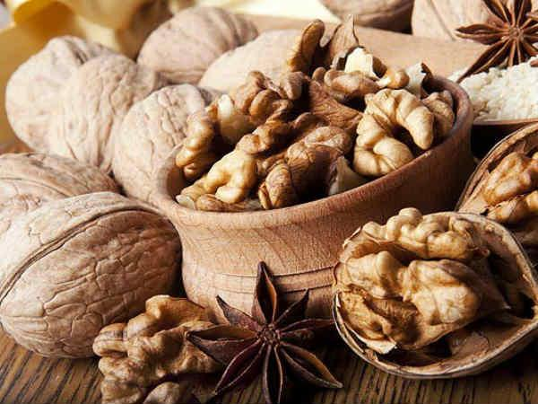 walnuts and thyroid