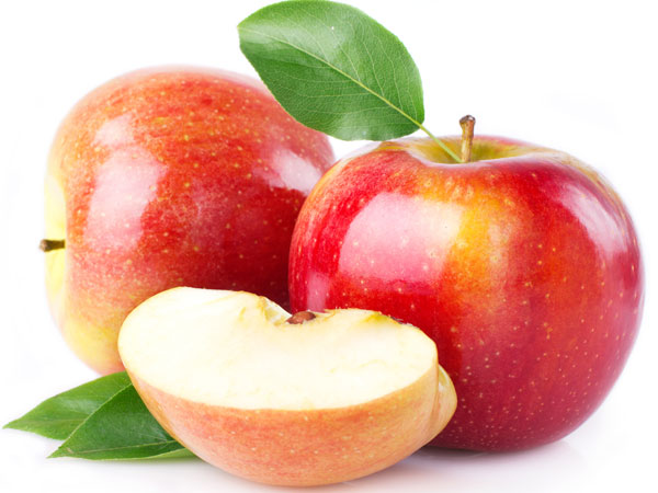 how to remove wax on apples