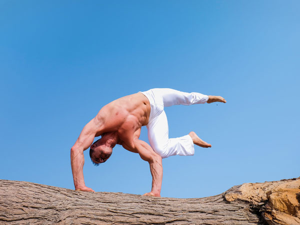Yoga Asanas To Build Body Strength