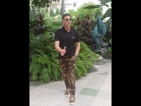 Akshay Kumar fashion