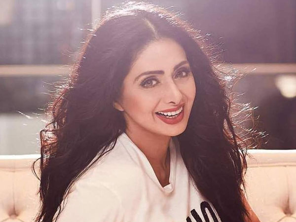 Happy Birthday Sridevi: The Shy Style Diva With Bold Outfits