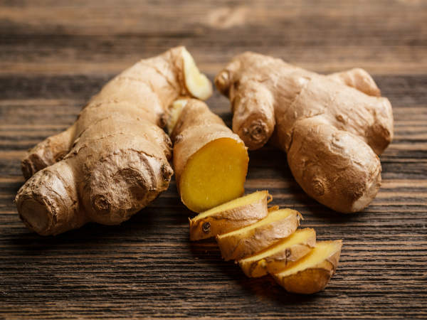 Can Ginger Help In Treating Dandruff?