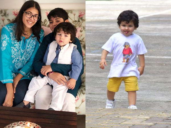 Taimur Ali Khan fashion