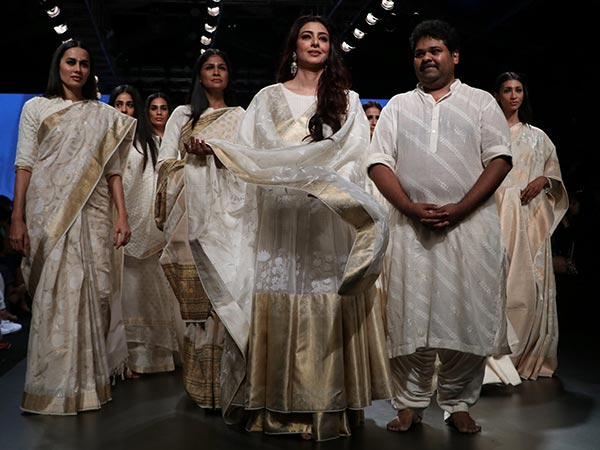 Gaurang Shah Lakme Fashion Week 2018