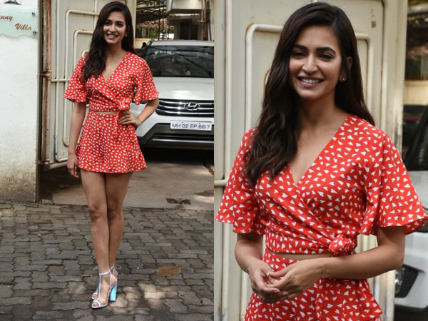 Kriti Kharbanda fashion