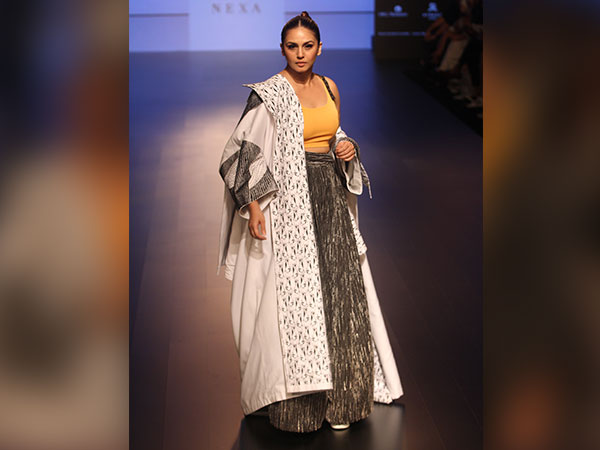Huma Qureshi Lakme Fashion Week 2018