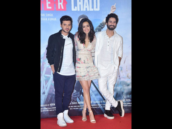 Shraddha Kapoor trailer launch