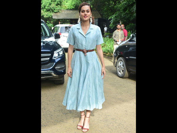 Taapsee Pannu dresses