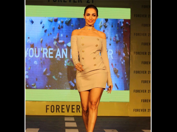 Malaika Arora Khan ramp shows