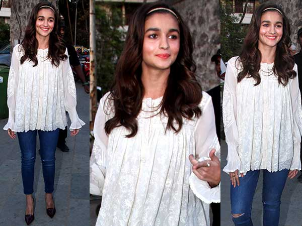 Alia Bhatt Hairstyles To Try Right Now