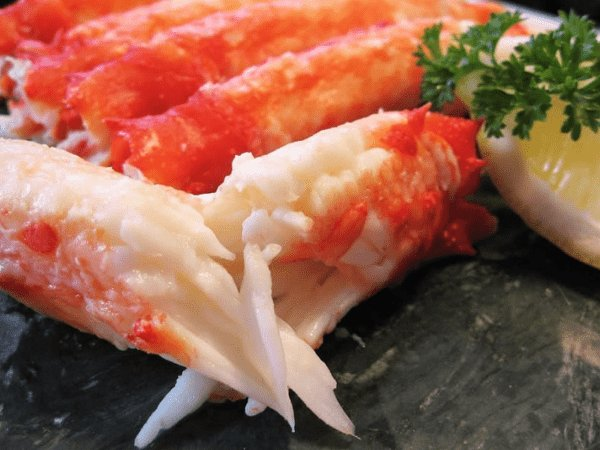 is crab meat good for you