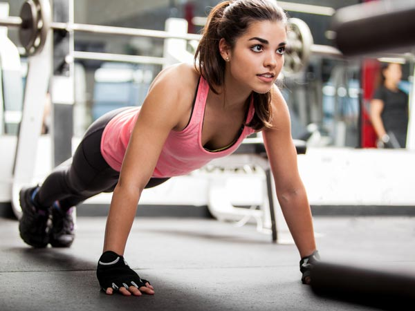 Benefits Of Push-ups For Women