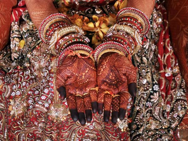 Types of marriage in hinduism