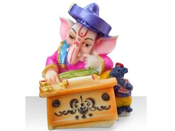 Choose Ganesha Idol And Bhoga As Per Zodiac - Boldsky com