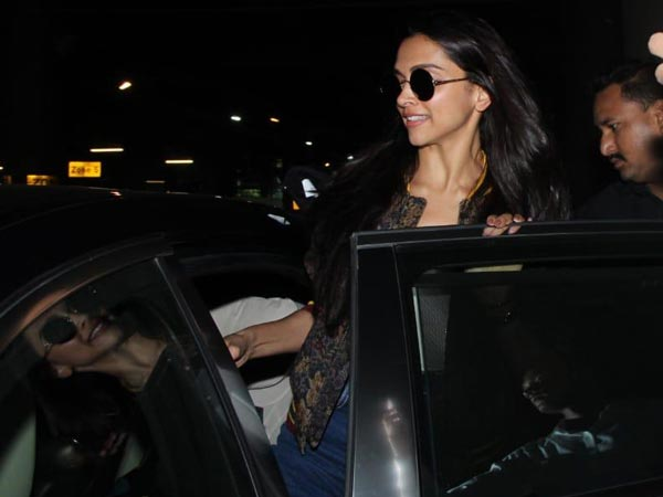 Deepika Padukone's Latest Airport Look Is A Lot More Fun Than Before