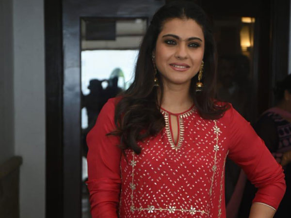 Kajol fashion