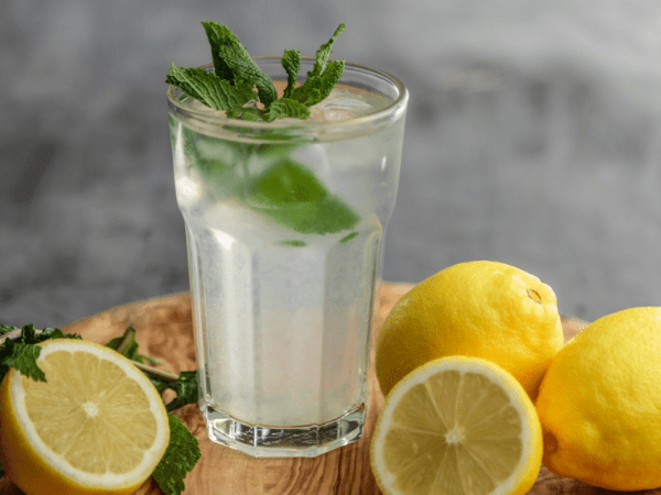 cold lemon water weight loss