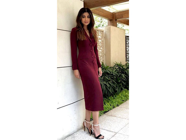 Shilpa Shetty dresses