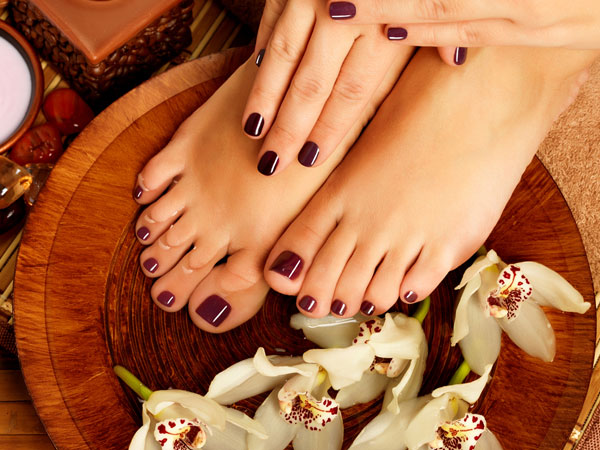 How To Do Wine Pedicure?