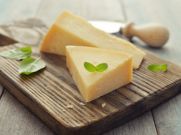 Health Benefits Of Parmesan Cheese