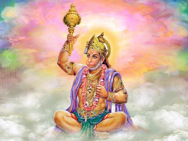 What Were The Six Things That Only Lord Hanuman Could Do?