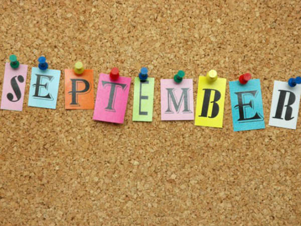 All About SEPTEMBER born WOMEN!