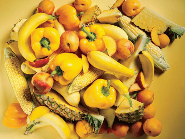 Health Benefits Of Orange and Yellow Fruits and Vegetables