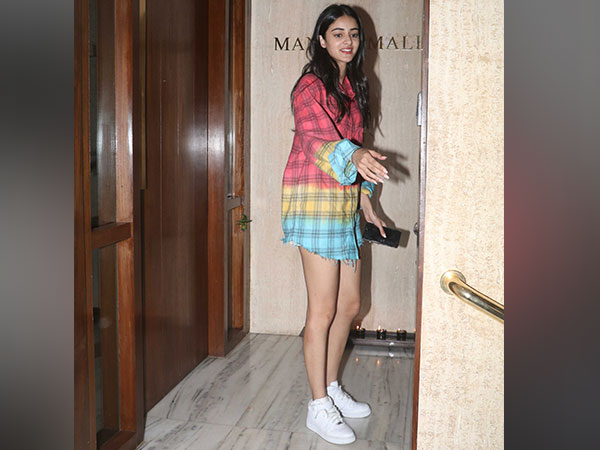 Ananya Panday western looks