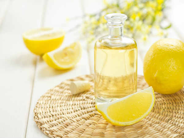 How To Use Lemon Essential Oil On Skin
