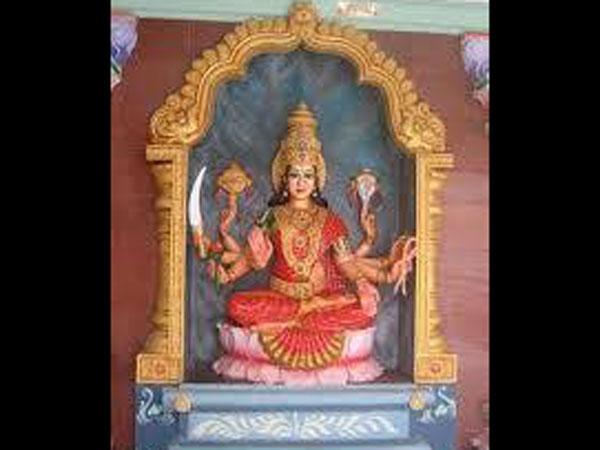 8 Forms Of Goddess Lakshmi: Ashtalakshmi - Boldsky com